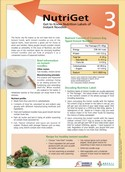 NutriGet 3 - Get to Know Nutrition Labels of Instant Noodles