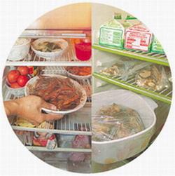cross contamination of food