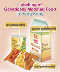 Labelling of Genetically Modified Food in Hong Kong