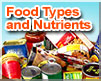 Food Types and Nutrients